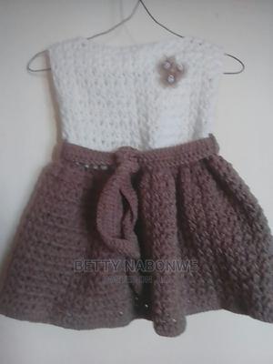 Crotchet Baby Dress   Children's Clothing for sale in Nairobi, Utawala