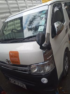 Toyota Hiace 2012 White | Buses & Microbuses for sale in Machakos, Machakos Town
