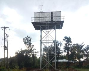 Raised Steel Tower and Steel Tank Metallic | Other Repair & Construction Items for sale in Nairobi, Nairobi Central