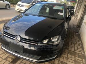 Volkswagen Golf 2014 Black | Cars for sale in Mombasa, Ganjoni