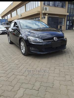 Volkswagen Golf 2014 Black | Cars for sale in Nairobi, Nairobi South