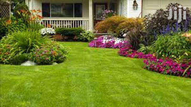 Landscaping & Gardening Services
