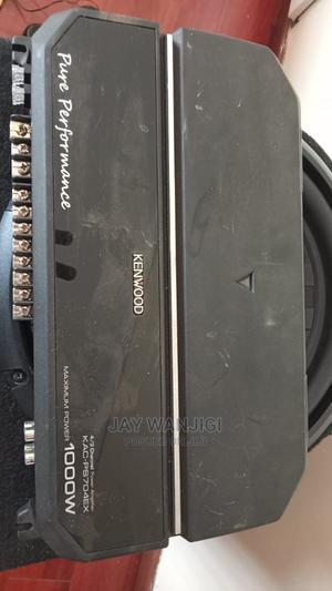 Kenwood KAC-PS704EX Performance Standard 4/3/2ch Amplifier | Vehicle Parts & Accessories for sale in Nairobi, Nairobi Central