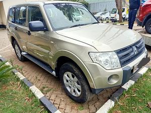 Mitsubishi Shogun 2008 Beige   Cars for sale in Nairobi, Langata
