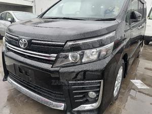 Toyota Voxy 2014 Black | Cars for sale in Mombasa, Shimanzi