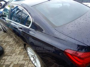BMW 7 Series 2014 Blue   Cars for sale in Mombasa, Tudor