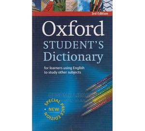 Oxford Students Dictionary 3rd Edition-Oxford | Books & Games for sale in Kiambu, Kikuyu