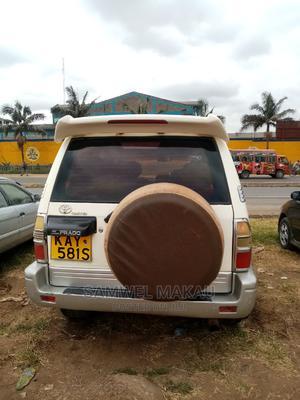 Toyota Land Cruiser Prado 2000 Silver | Cars for sale in Nairobi, Nairobi Central