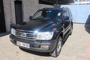 Toyota Land Cruiser 2006 Blue   Cars for sale in Nakuru, Nakuru Town East