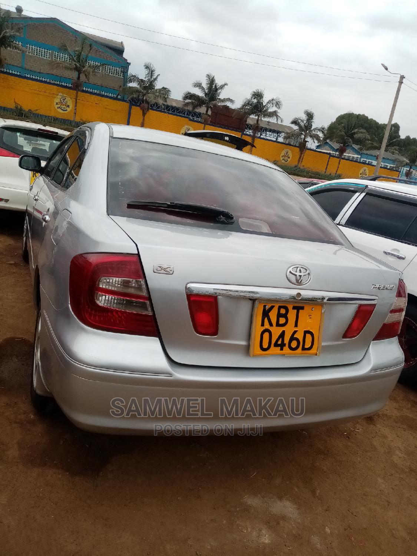Toyota Premio 2005 Silver | Cars for sale in Nairobi Central, Nairobi, Kenya