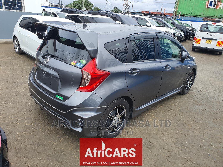 Nissan Note 2014 Gray   Cars for sale in Mombasa CBD, Mombasa, Kenya