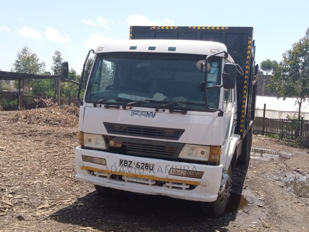 Faw 240 Lorry