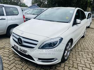 Mercedes-Benz B-Class 2014 White   Cars for sale in Nairobi, Kilimani