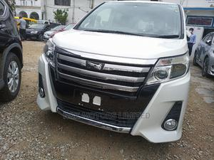 Toyota Noah 2015 White   Cars for sale in Mombasa, Tudor