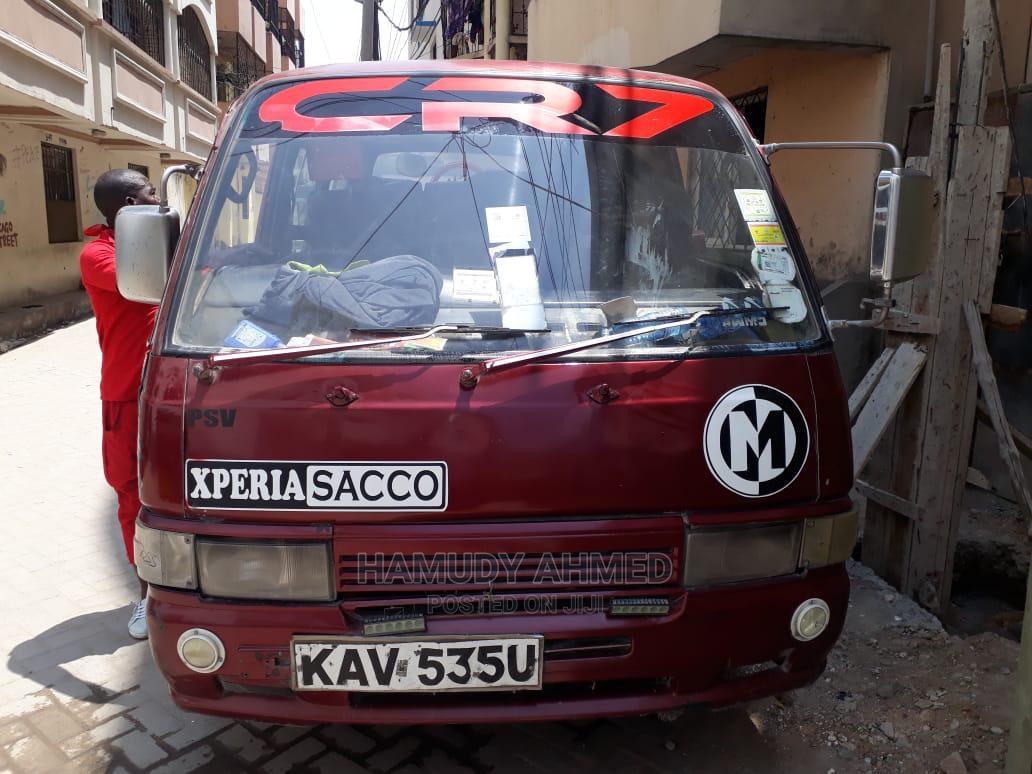 Archive: Nissan Matatu Qd32 on Sale