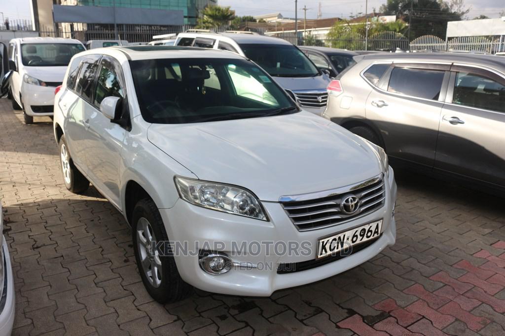 Toyota Vanguard 2010 White | Cars for sale in Nakuru Town East, Nakuru, Kenya