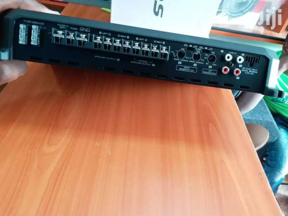 Performance Kenwood KAC-PS704EX 4 Channels Mosfet Amplifier | Vehicle Parts & Accessories for sale in Embakasi, Nairobi, Kenya