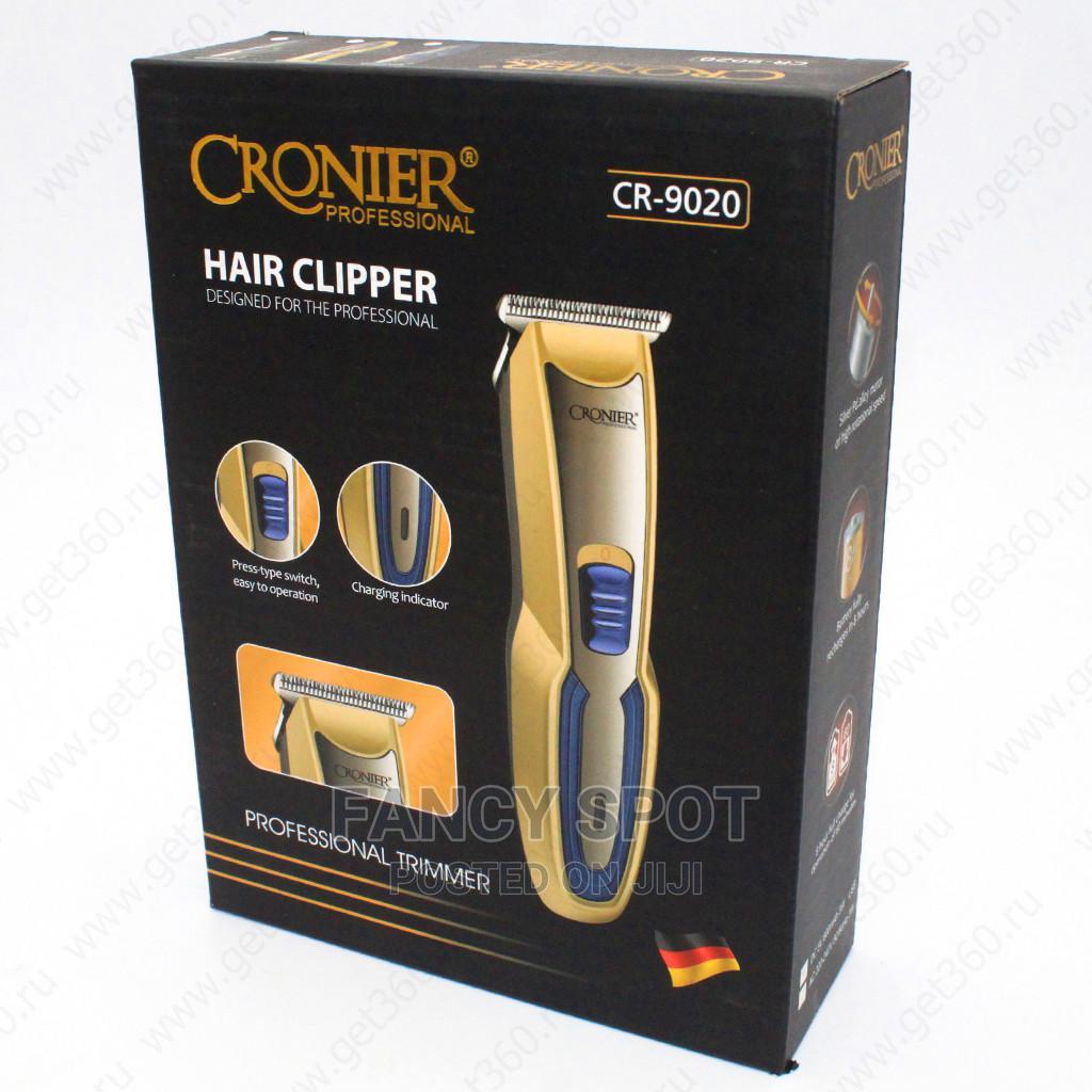 Cronier Professional Hair Clipper Home Barber Salon