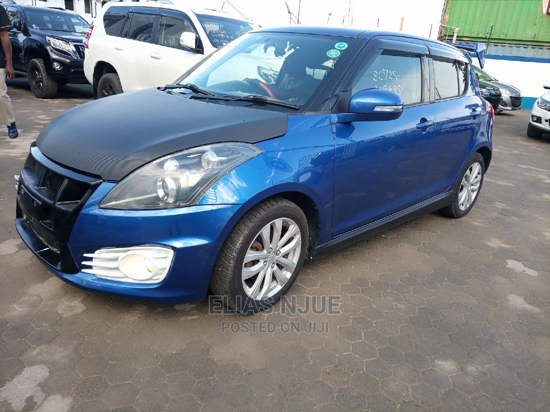 Suzuki Swift 2015 Blue   Cars for sale in Mombasa CBD, Mombasa, Kenya