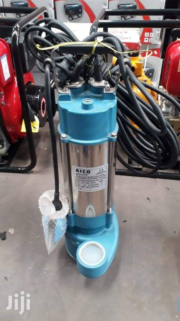 Shallow Well Submersible Water Pump