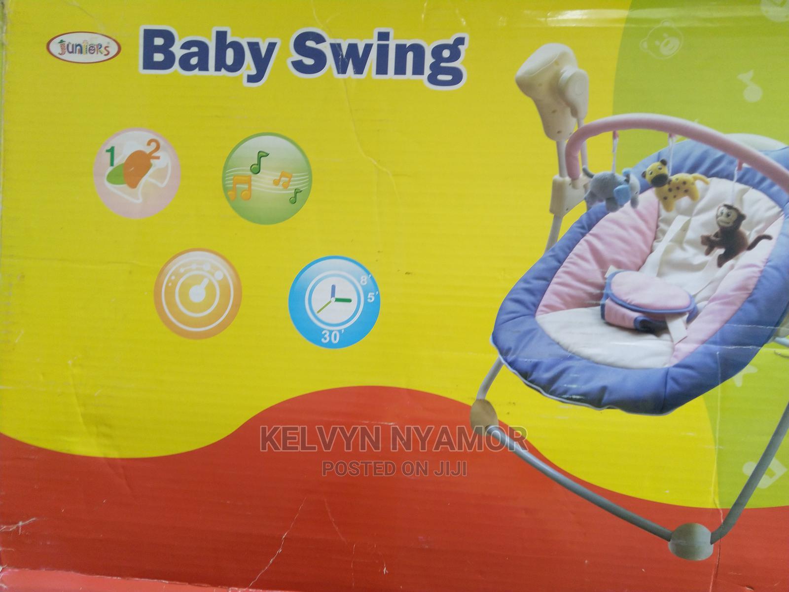 Electric Baby Swing   Children's Gear & Safety for sale in Kileleshwa, Nairobi, Kenya