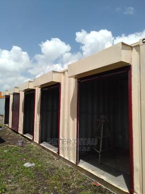 Completed 40FT Container With 5 Stalls | Manufacturing Equipment for sale in Nairobi, Embakasi