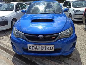 Subaru Impreza 2013 WRX STI 4-Dr Blue | Cars for sale in Nairobi, Kilimani
