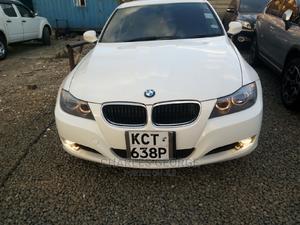 BMW 320i 2011 White   Cars for sale in Nairobi, Nairobi Central