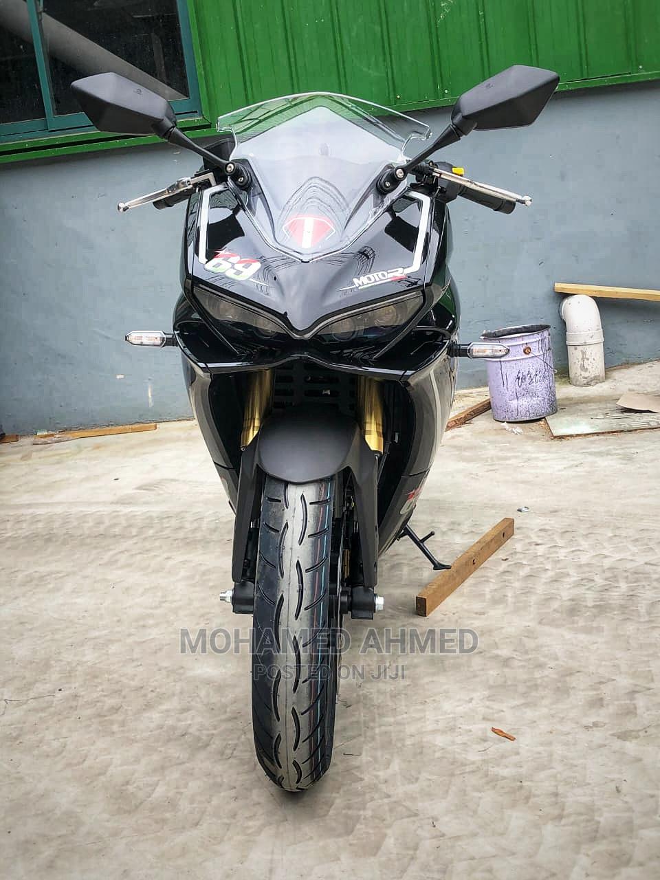 New Zongshen Rapido 2021 Black   Motorcycles & Scooters for sale in Langata, Nairobi, Kenya