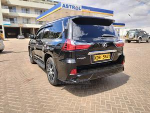 Lexus LX 2011 570 Black | Cars for sale in Nairobi, Nairobi Central