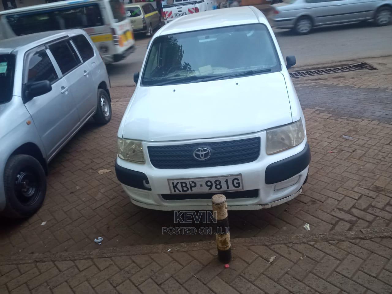 Toyota Succeed 2007 White   Cars for sale in Municipality, Meru, Kenya