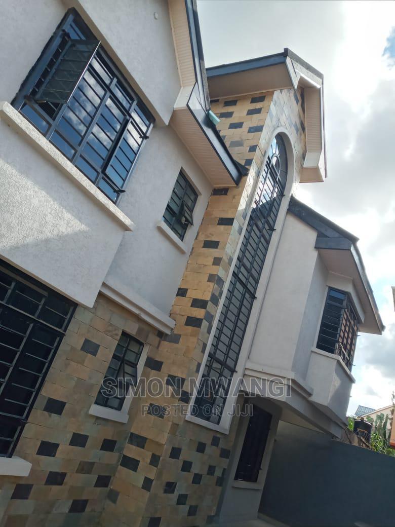 5bdrm Maisonette in Versity Ville, Kamakis for Rent