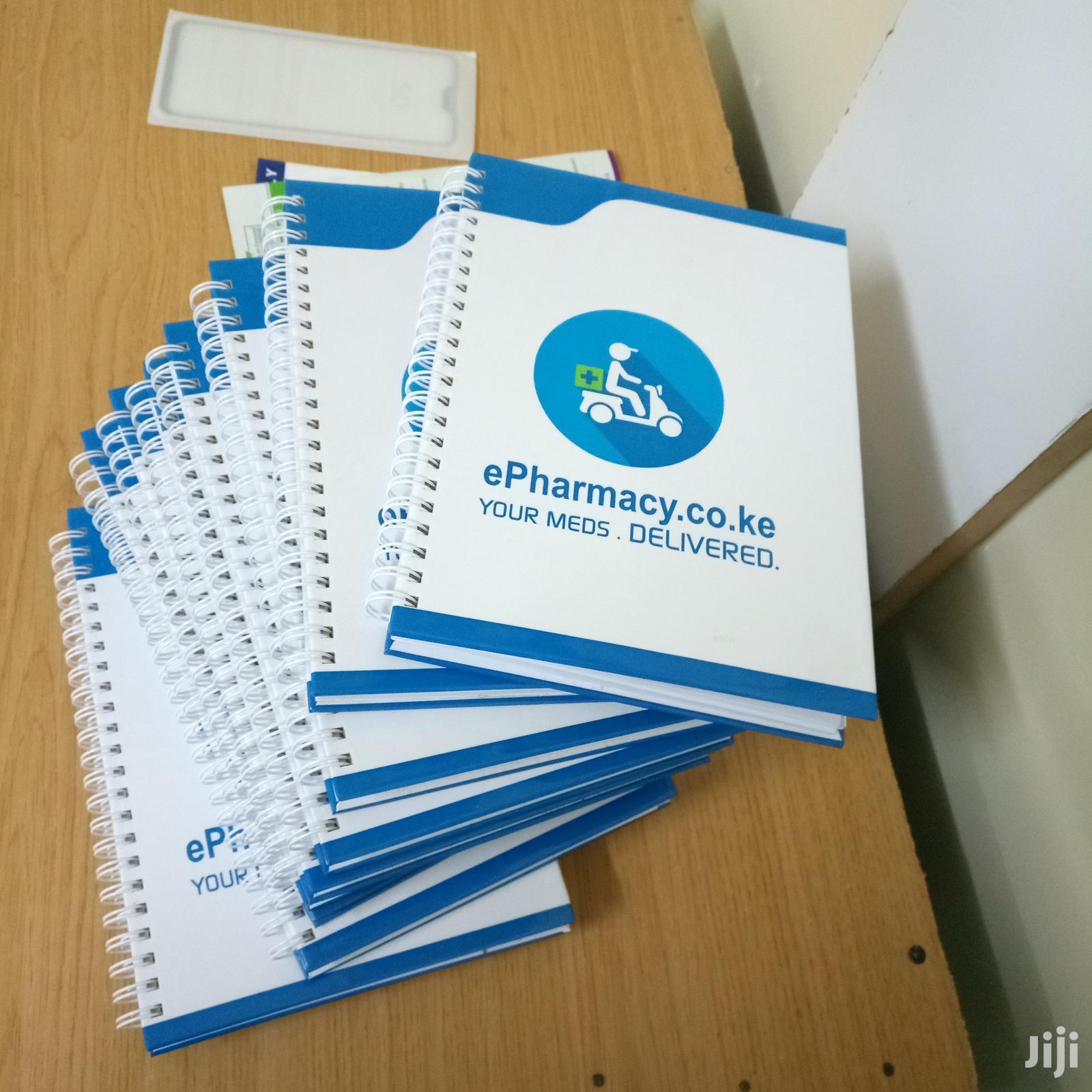 Notebooks Printing | Printing Services for sale in Nairobi Central, Nairobi, Kenya