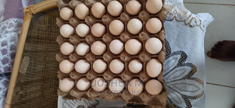 Archive: Pure Kienyeji Eggs