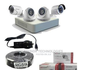 4 Cctv Cameras Complete System Package | Security & Surveillance for sale in Nairobi, Nairobi Central