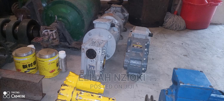 Small Geared Motors | Manufacturing Equipment for sale in Embakasi, Nairobi, Kenya