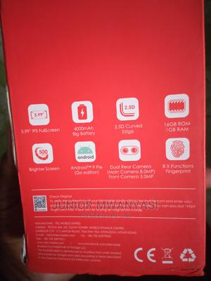 New Itel A56 16 GB Black | Mobile Phones for sale in Mombasa, Bamburi