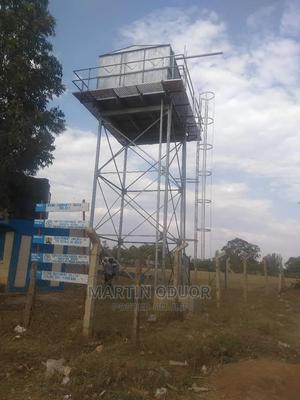 Pressed Steel Water Tank and Elevated Tower | Other Repair & Construction Items for sale in Nairobi, Nairobi Central