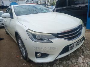 New Toyota Mark X 2013 White | Cars for sale in Mombasa, Ganjoni