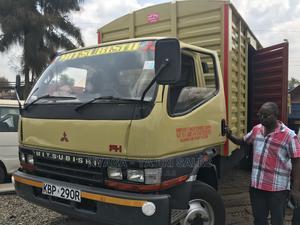 Mitsubishi FH Very Clean 210 2012 Beige | Trucks & Trailers for sale in Nairobi, Nairobi Central