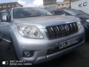 Toyota Land Cruiser Prado 2010 Silver | Cars for sale in Nairobi, Pangani
