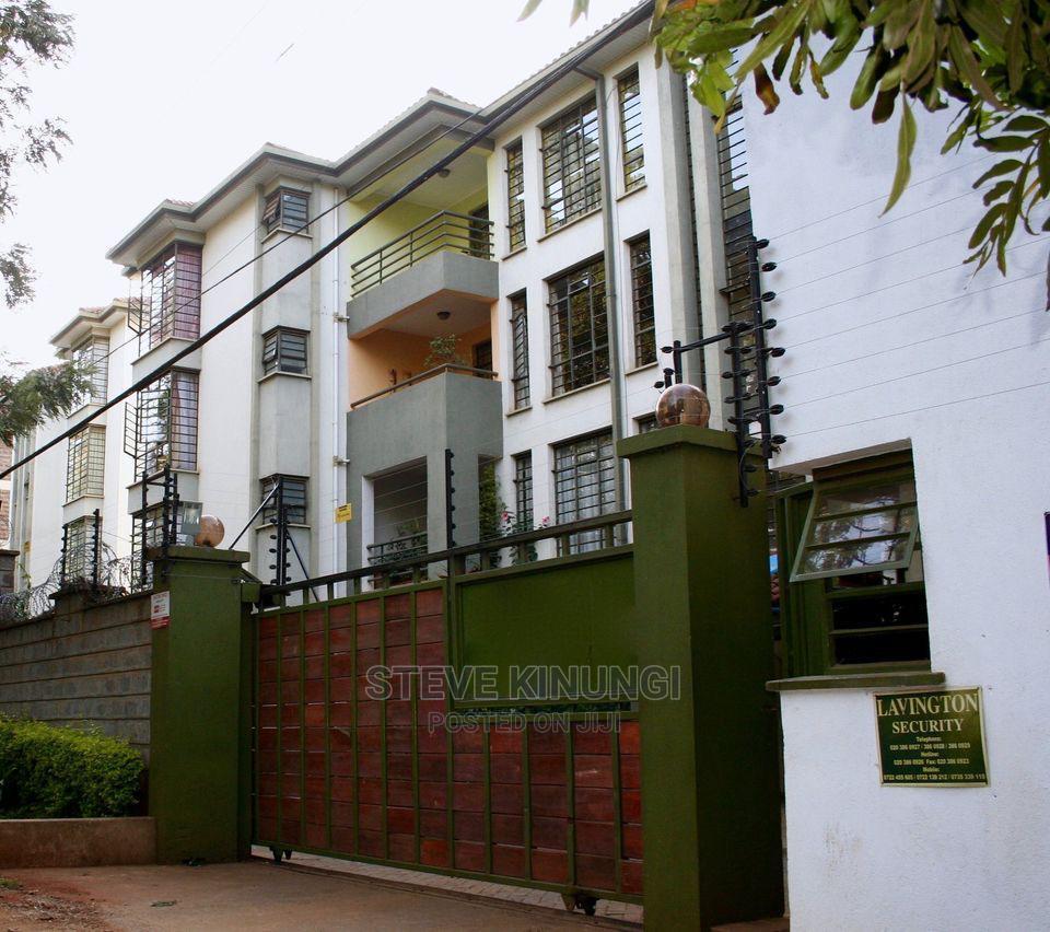 3bdrm Apartment in Kileleshwa for Sale