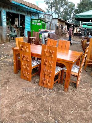 6 Seater Dining Set Bestseller Designs | Furniture for sale in Nairobi, Kahawa