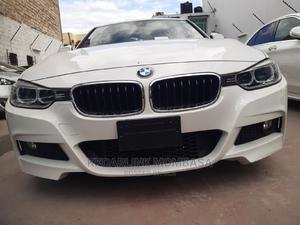 BMW 320i 2014 White   Cars for sale in Mombasa, Mvita
