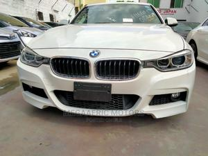 BMW 320i 2014 White   Cars for sale in Mombasa, Kizingo