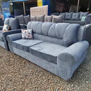 3 Seater Back Permanent Seat   Furniture for sale in Nairobi, Kahawa