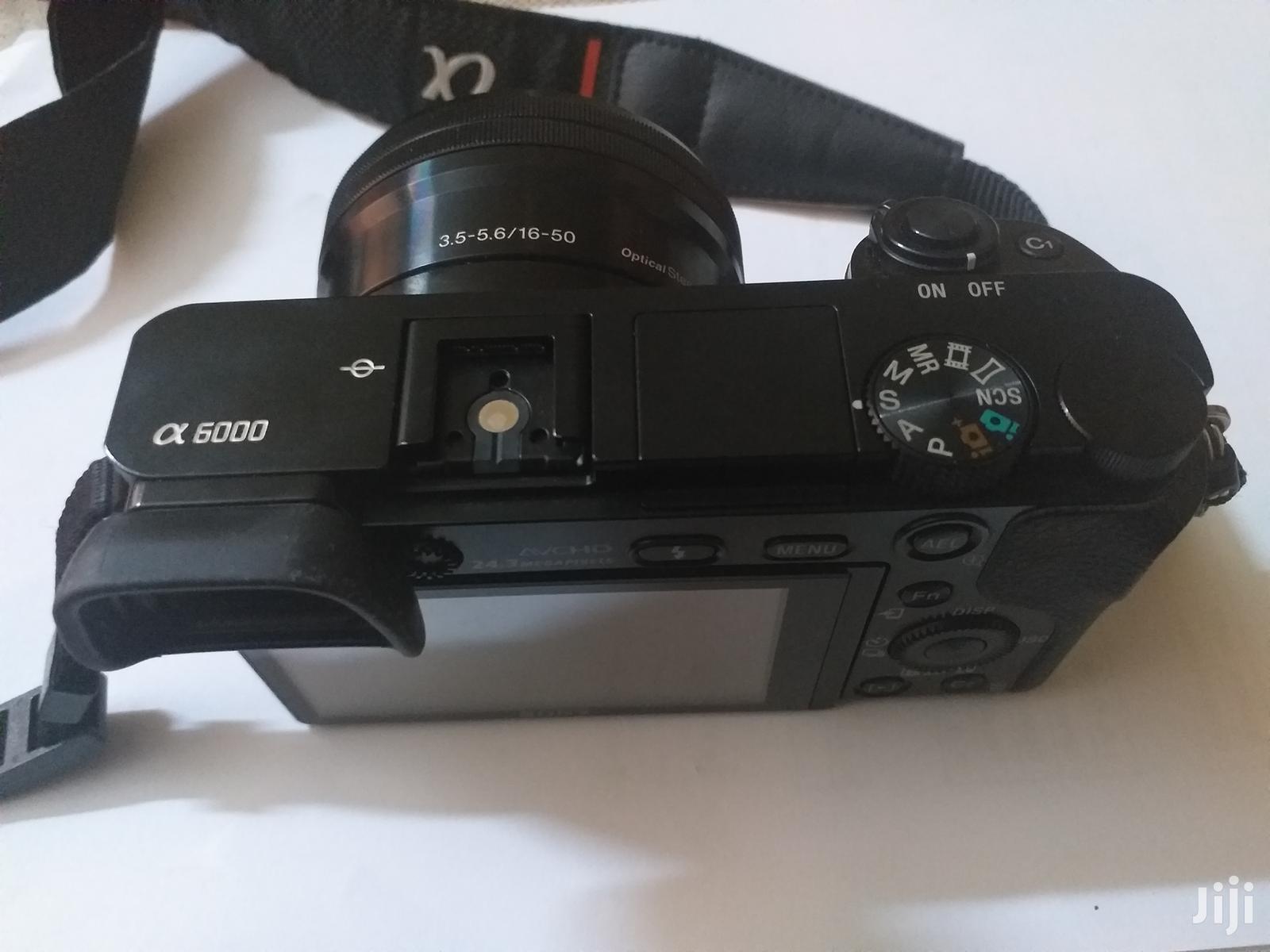 Sony A6000 Mirrorless Camera | Photo & Video Cameras for sale in Nyali (Mkomani), Mombasa, Kenya