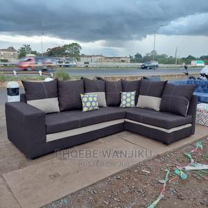 L Shape Modern Sofa   Furniture for sale in Nairobi, Kahawa