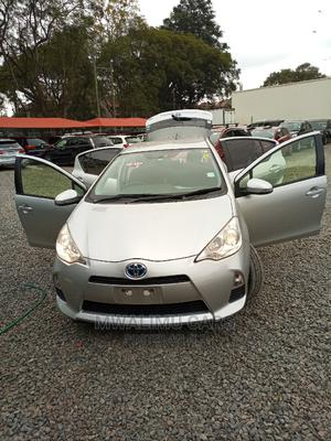 Toyota Aqua 2014 L Silver | Cars for sale in Nairobi, Lavington