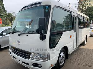 Toyota Coaster 29 Seater Diesel Manual 2014   Buses & Microbuses for sale in Nairobi, Parklands/Highridge
